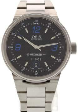 Oris 7560 Williams F1 Stainless Steel Mens Watch