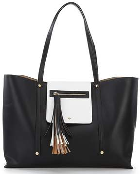 Kate Landry Tab-Over Tote