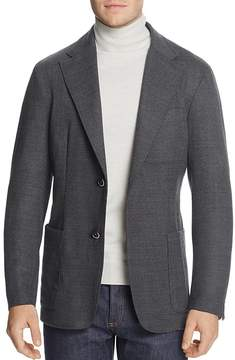 Barena Unlined Stretch Blazer