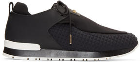 Balmain Black Doda Sneakers