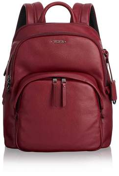 Tumi Leather Dori Backpack