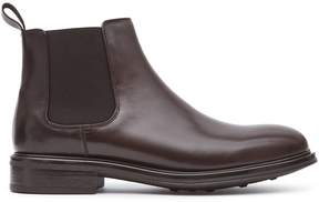 Reiss Chalmer Leather Chelsea Boots