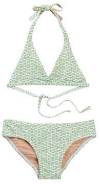 Toobydoo Maxima Bead Print Bikini (Toddler, Little Girls, & Big Girls)