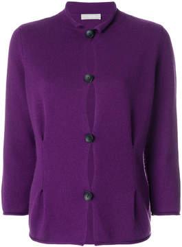 Le Tricot Perugia buttoned cardigan