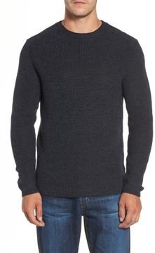 Rodd & Gunn Men's Whalers Bay Ribbed Merino Wool Sweater