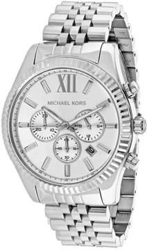 Michael Kors Lexington MK8405 Men's Stainless Steel Analog Watch Chronograph
