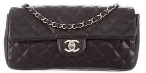 Chanel Caviar E/W Flap Bag