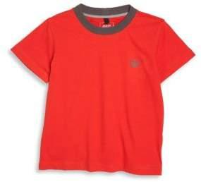 Armani Junior Little Boy's & Boy's Cotton Solid T-Shirt