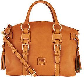 Dooney & Bourke As Is Florentine Leather Bristol Satchel