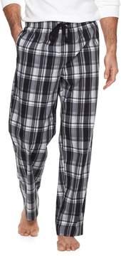 Croft & Barrow Men's True Comfort Stretch Woven Lounge Pants