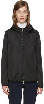 Moncler Black Vive Hooded Jacket