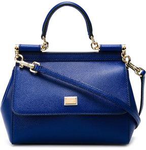 Dolce & Gabbana small Sicily shoulder bag - BLUE - STYLE