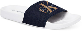 Calvin Klein Jeans Women's Chantal Slip-On Sandals Women's Shoes