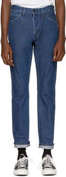 Levi's Levis Blue 505 Line 8-C Jeans