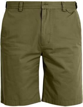 Acne Studios Isher cotton-twill shorts