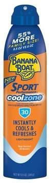 Banana Boat Sport Performance Coolzone Sunscreen Spray - SPF 30 - 9.5oz