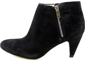 INC International Concepts Hali Suede Ankle Booties.
