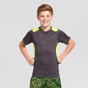 Champion Boys' Textured Camo Tech T-Shirt
