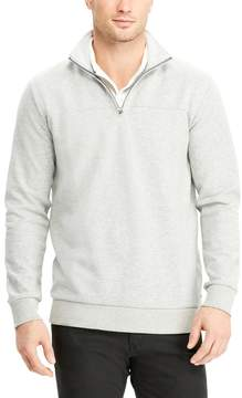 Chaps Men's Classic-Fit Easy-Care Knit Quarter-Zip Pullover