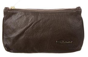 Roberto Cavalli Mini Leather Pouch