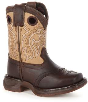 Durango Lil Saddle Toddler Western Boots