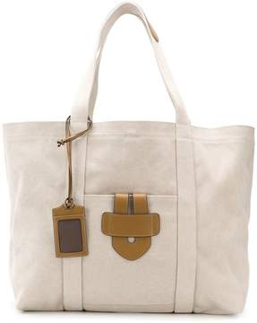 Tila March leather tote