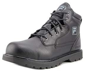 Fila Landing Steel Men US 11 Black Steel Toe Work Boot