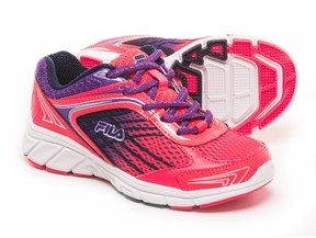 Fila Narrow Escape Shoes (For Little and Big Girls)