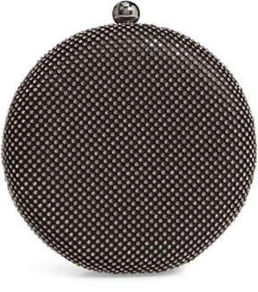 Nordstrom Crystal Embellished Circle Clutch