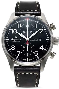 Alpina Startimer Pilot Automatic Chronograph, 44mm