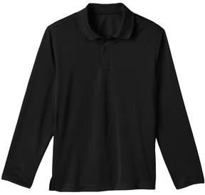 Chaps Boys 4-7 School Uniform Performance Polo