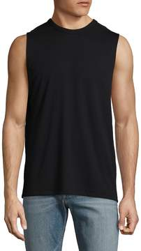Alternative Apparel Men's Keeper Muscle Cotton Tank Top