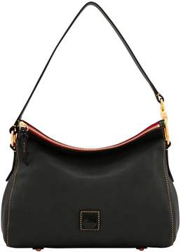 Dooney & Bourke Florentine Laurel Hobo - BLACK BLACK - STYLE
