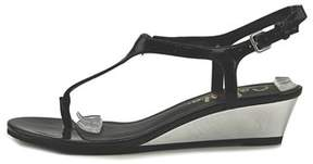Callisto Womens Spring Open Toe Casual Ankle Strap Sandals.