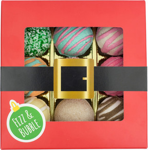 Fizz & Bubble Holiday Bath Truffles