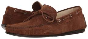 Canali Perforated Moccasin Men's Shoes