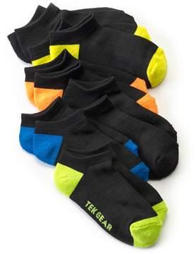 Tek Gear Boys 6-Pack Performance No-Show Socks