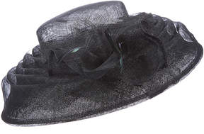 Scala Organza Derby Hat