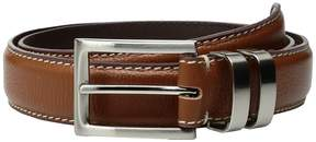 Florsheim 32mm Full Grain Leather Belt Men's Belts