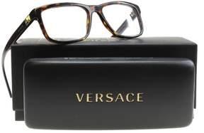 Versace New Eyeglasses Men VE 3253 Brown 108 VE3253 53mm