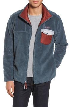 Columbia Men's Mount Tabor Pocketed Fleece Jacket