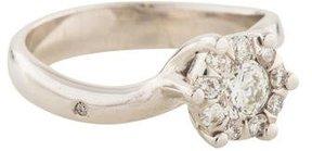 Chimento 18K Diamond Cluster Engagement Ring