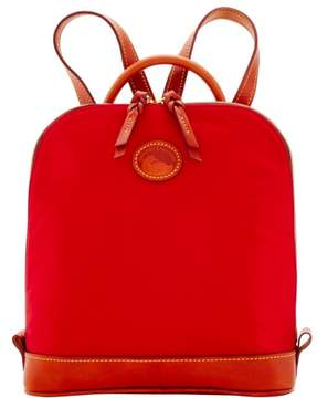 Dooney & Bourke Nylon Zip Pod Backpack - RED - STYLE