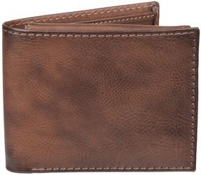 Croft & Barrow Men's RFID-Blocking Passcase Wallet