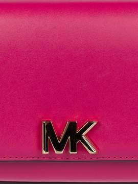 Michael Kors Mott Envelope Clutch - ULTRA PINK - STYLE