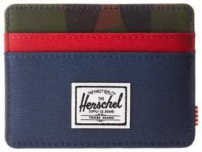 Herschel Charlie RFID