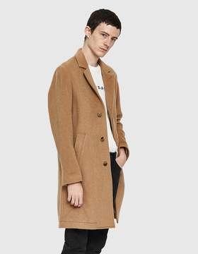 Norse Projects Sundsval Mohair Coat