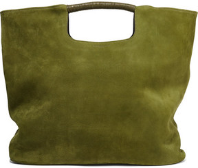 Simon Miller - Birch Large Nubuck Tote - Green