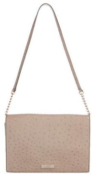 Kate Spade New York Embossed Leather Shoulder Bag