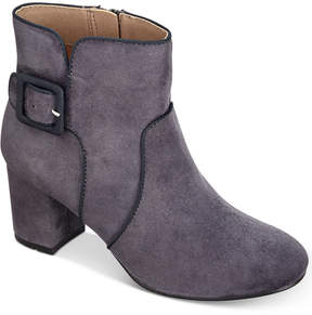 White Mountain Calisi Ankle Booties, Created for Macy's Women's Shoes